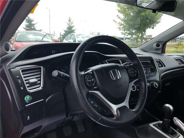 2013 Honda Civic EX (Stk: 72315A) in Mississauga - Image 12 of 17