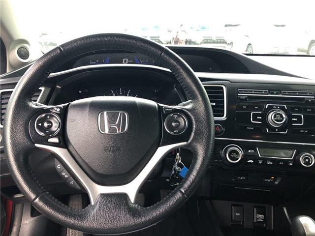 2013 Honda Civic EX (Stk: 72315A) in Mississauga - Image 13 of 17