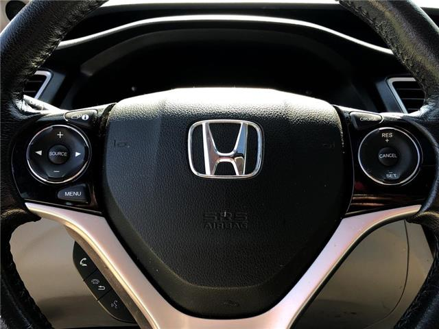 2014 Honda Civic EX (Stk: I191381A) in Mississauga - Image 5 of 5