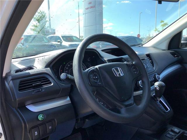 2016 Honda CR-V LX (Stk: I191563A) in Mississauga - Image 8 of 16