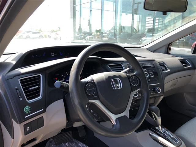 2014 Honda Civic LX (Stk: I191176A) in Mississauga - Image 6 of 13