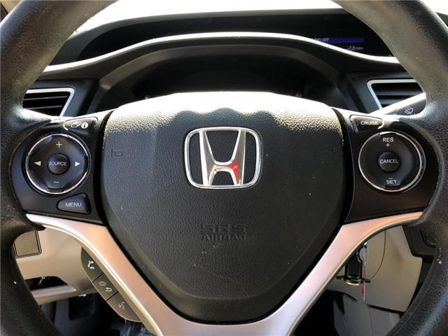 2014 Honda Civic LX (Stk: I191176A) in Mississauga - Image 7 of 13