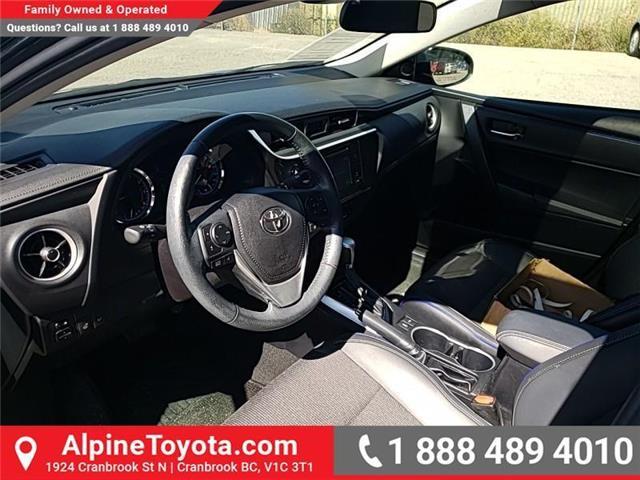 2018 Toyota Corolla SE (Stk: C012681M) in Cranbrook - Image 9 of 23