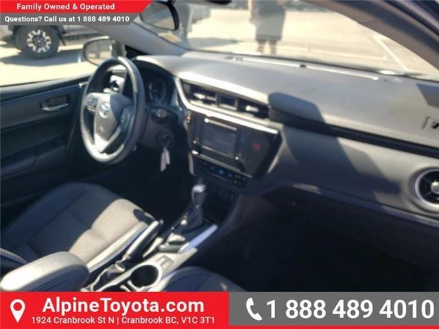 2018 Toyota Corolla SE (Stk: C012681M) in Cranbrook - Image 11 of 23
