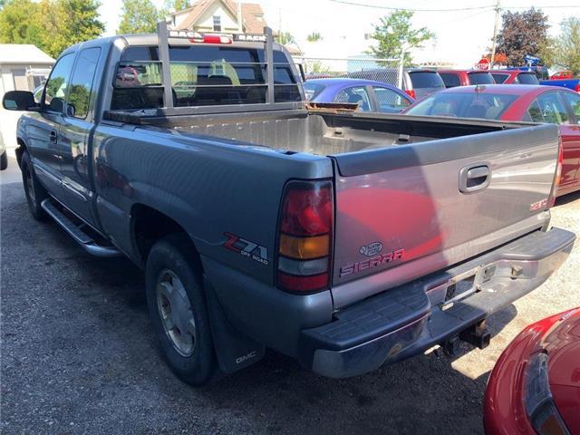 2007 GMC Sierra 1500 SLE (Stk: 22080) in Belmont - Image 6 of 11