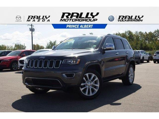 2017 Jeep Grand Cherokee Limited (Stk: V981) in Prince Albert - Image 1 of 11