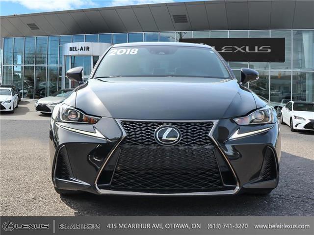 2018 Lexus IS 300 Base (Stk: L0592) in Ottawa - Image 2 of 28