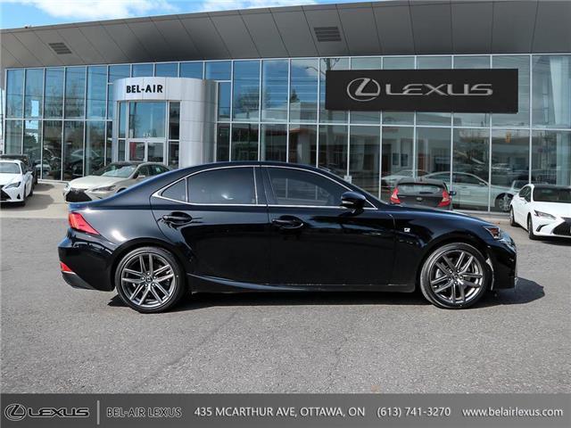 2018 Lexus IS 300 Base (Stk: L0592) in Ottawa - Image 4 of 28