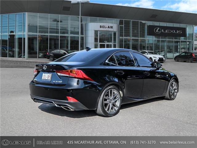 2018 Lexus IS 300 Base (Stk: L0592) in Ottawa - Image 5 of 28