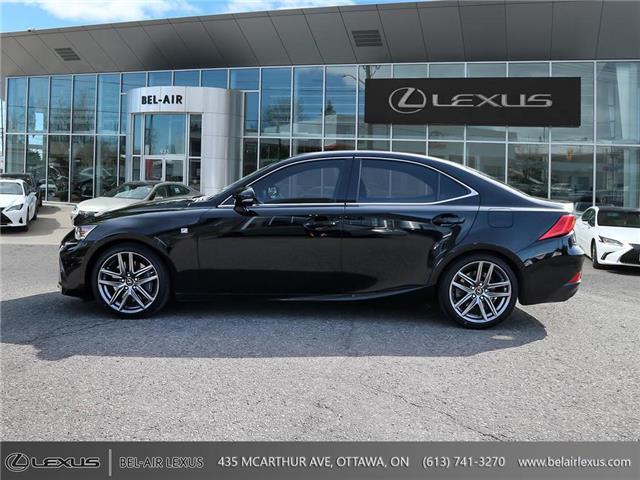 2018 Lexus IS 300 Base (Stk: L0592) in Ottawa - Image 8 of 28