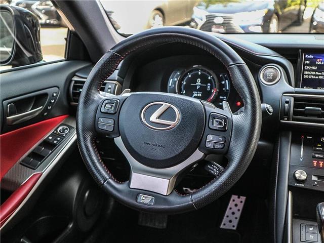 2018 Lexus IS 300 Base (Stk: L0592) in Ottawa - Image 12 of 28