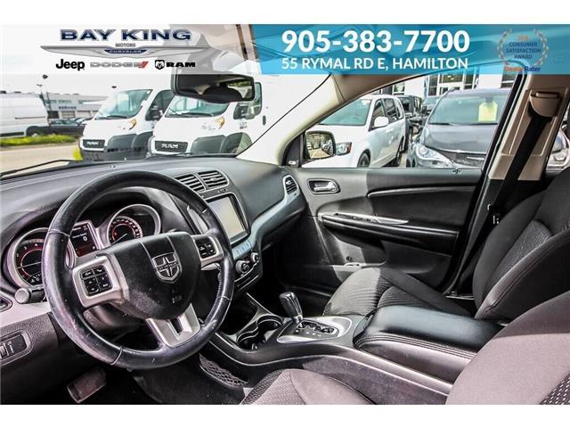 2013 Dodge Journey SXT/Crew (Stk: 6894RB) in Hamilton - Image 4 of 24