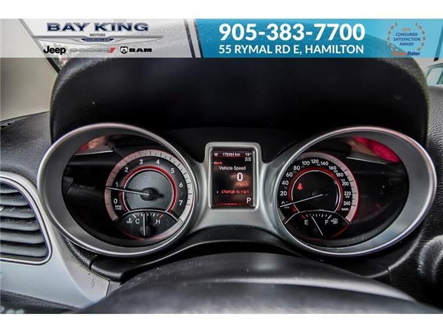 2013 Dodge Journey SXT/Crew (Stk: 6894RB) in Hamilton - Image 7 of 24