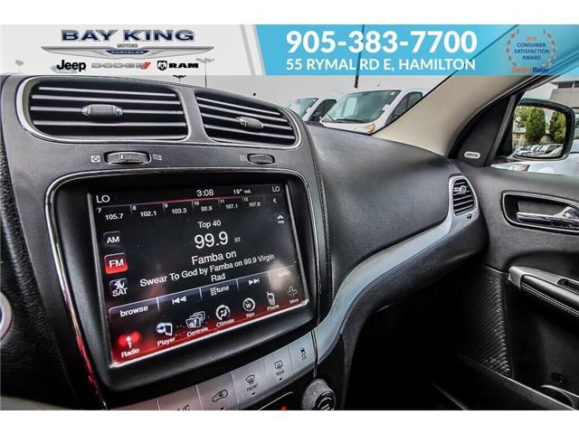 2013 Dodge Journey SXT/Crew (Stk: 6894RB) in Hamilton - Image 10 of 24