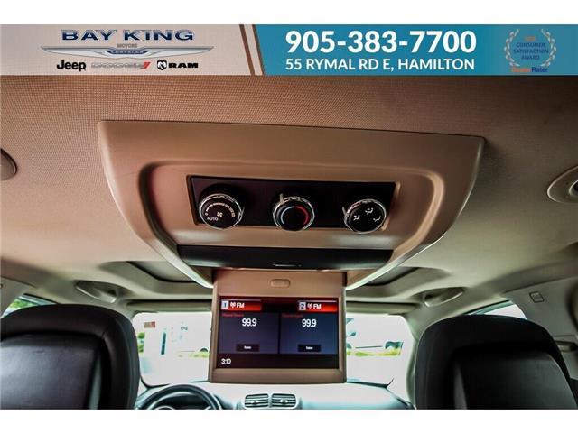 2013 Dodge Journey SXT/Crew (Stk: 6894RB) in Hamilton - Image 16 of 24