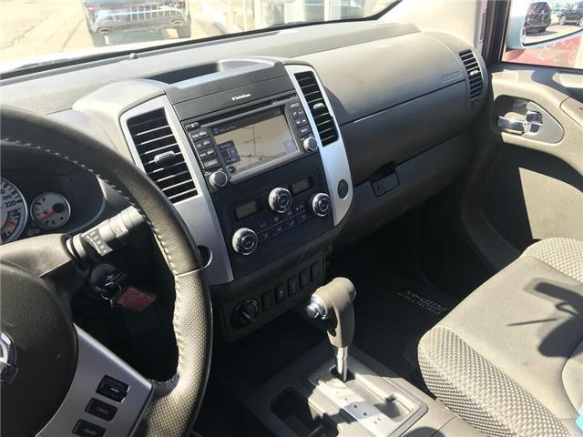 2019 Nissan Frontier PRO-4X (Stk: N1521) in Hamilton - Image 10 of 12