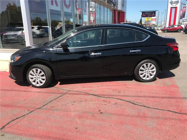 2017 Nissan Sentra 1.8 (Stk: N1517) in Hamilton - Image 3 of 12