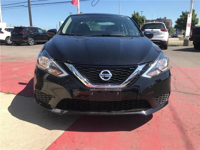 2017 Nissan Sentra 1.8 (Stk: N1517) in Hamilton - Image 7 of 12
