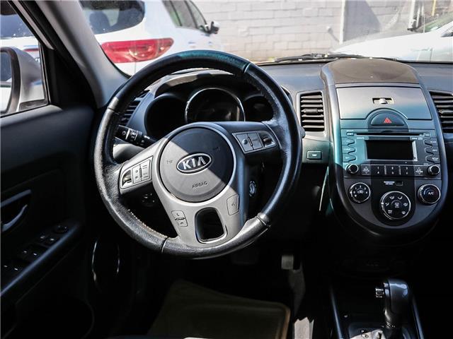 2011 Kia Soul 2.0L 4u Luxury (Stk: T20035) in Toronto - Image 7 of 14