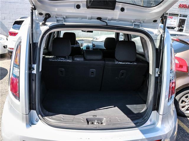 2011 Kia Soul 2.0L 4u Luxury (Stk: T20035) in Toronto - Image 10 of 14