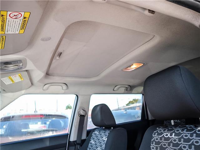 2011 Kia Soul 2.0L 4u Luxury (Stk: T20035) in Toronto - Image 12 of 14