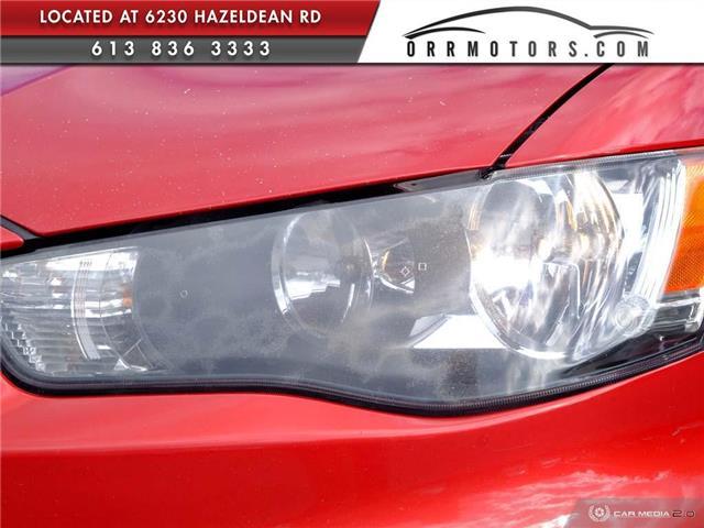 2010 Mitsubishi Outlander LS (Stk: 5878-1) in Stittsville - Image 9 of 27