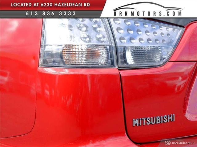 2010 Mitsubishi Outlander LS (Stk: 5878-1) in Stittsville - Image 11 of 27