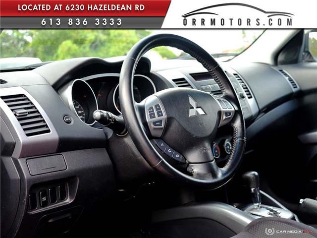 2010 Mitsubishi Outlander LS (Stk: 5878-1) in Stittsville - Image 12 of 27