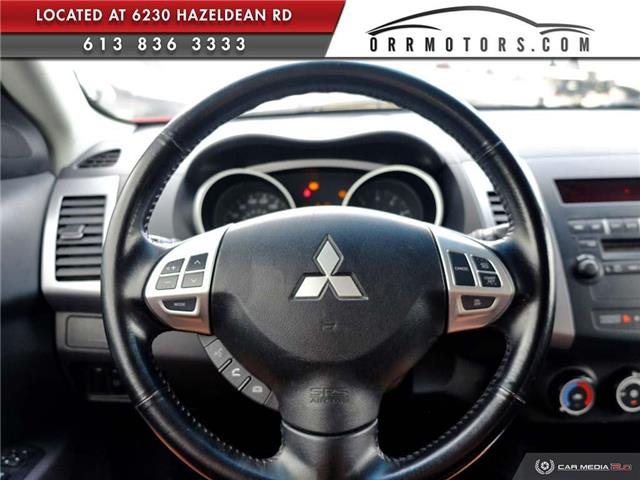 2010 Mitsubishi Outlander LS (Stk: 5878-1) in Stittsville - Image 13 of 27