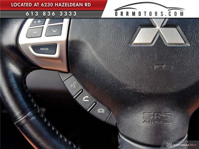 2010 Mitsubishi Outlander LS (Stk: 5878-1) in Stittsville - Image 17 of 27