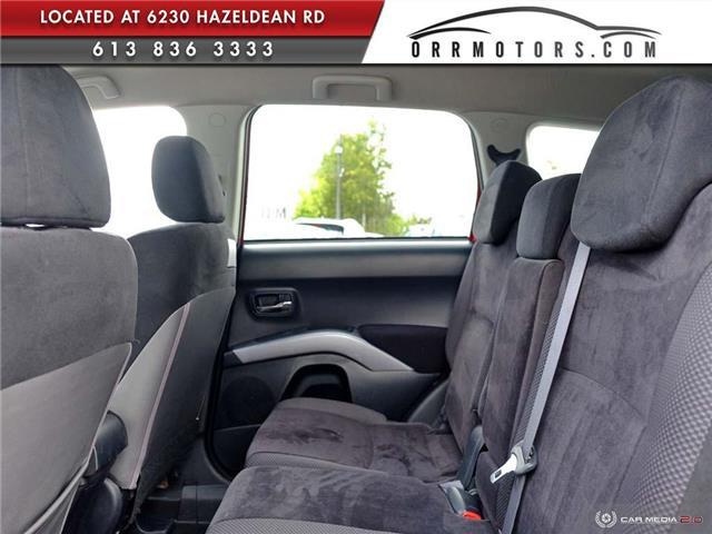2010 Mitsubishi Outlander LS (Stk: 5878-1) in Stittsville - Image 24 of 27