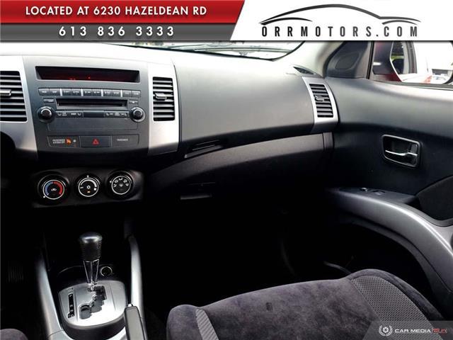 2010 Mitsubishi Outlander LS (Stk: 5878-1) in Stittsville - Image 27 of 27