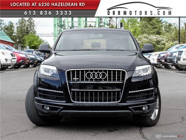 2011 Audi Q7 3.0 TDI Premium (Stk: 5874) in Stittsville - Image 2 of 27