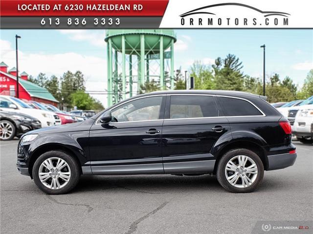 2011 Audi Q7 3.0 TDI Premium (Stk: 5874) in Stittsville - Image 3 of 27
