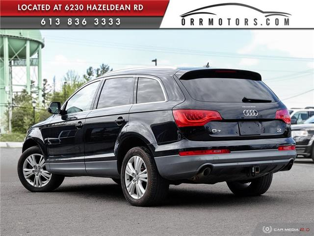 2011 Audi Q7 3.0 TDI Premium (Stk: 5874) in Stittsville - Image 4 of 27