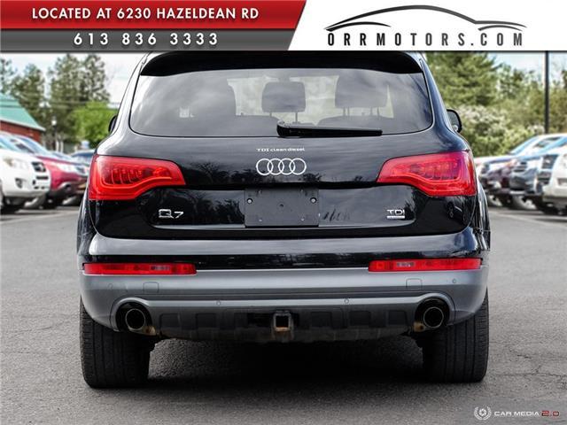 2011 Audi Q7 3.0 TDI Premium (Stk: 5874) in Stittsville - Image 5 of 27