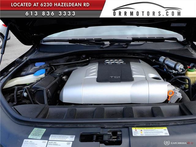 2011 Audi Q7 3.0 TDI Premium (Stk: 5874) in Stittsville - Image 7 of 27
