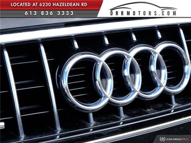 2011 Audi Q7 3.0 TDI Premium (Stk: 5874) in Stittsville - Image 8 of 27