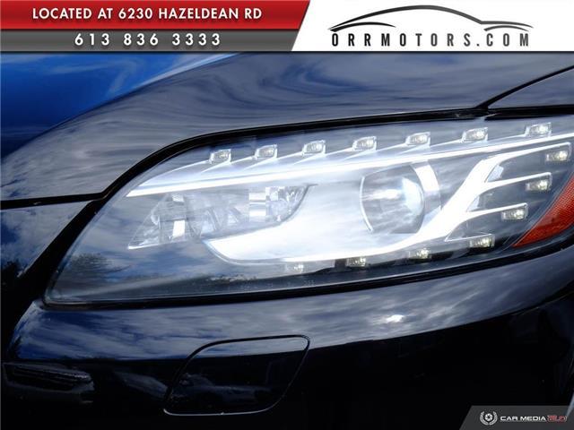 2011 Audi Q7 3.0 TDI Premium (Stk: 5874) in Stittsville - Image 9 of 27