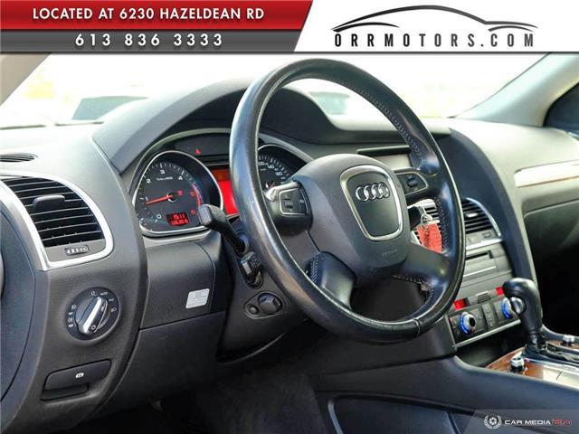 2011 Audi Q7 3.0 TDI Premium (Stk: 5874) in Stittsville - Image 12 of 27