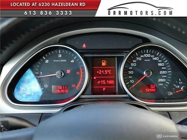 2011 Audi Q7 3.0 TDI Premium (Stk: 5874) in Stittsville - Image 14 of 27