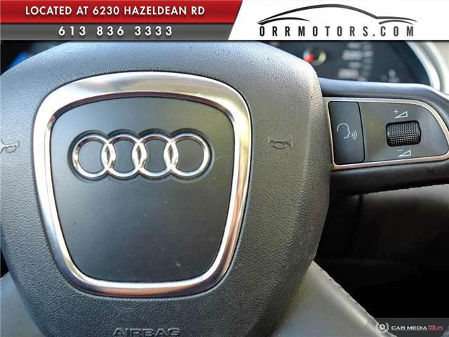 2011 Audi Q7 3.0 TDI Premium (Stk: 5874) in Stittsville - Image 16 of 27