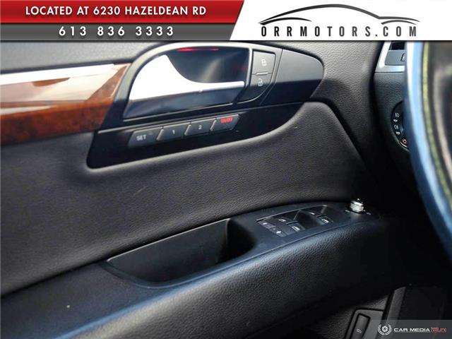2011 Audi Q7 3.0 TDI Premium (Stk: 5874) in Stittsville - Image 17 of 27
