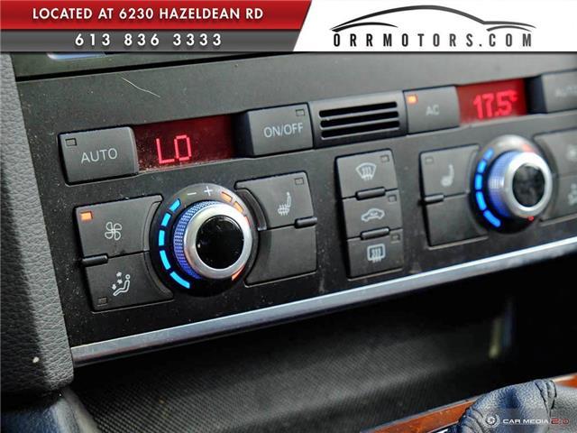 2011 Audi Q7 3.0 TDI Premium (Stk: 5874) in Stittsville - Image 22 of 27