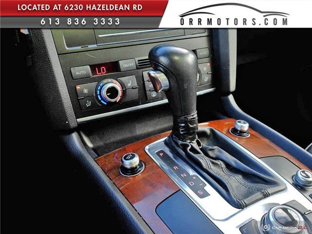2011 Audi Q7 3.0 TDI Premium (Stk: 5874) in Stittsville - Image 23 of 27