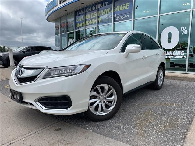 2017 Acura RDX Tech (Stk: 10621A) in Ottawa - Image 1 of 26