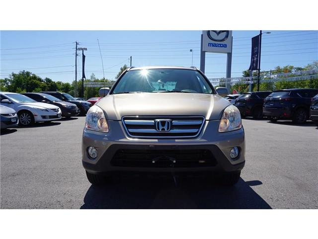 2006 Honda CR-V EX-L (Stk: HN2287A) in Hamilton - Image 3 of 34