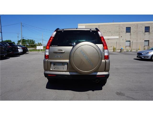 2006 Honda CR-V EX-L (Stk: HN2287A) in Hamilton - Image 7 of 34