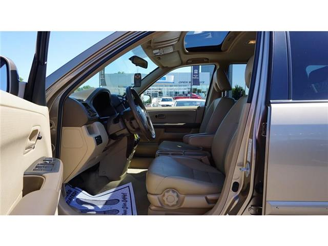 2006 Honda CR-V EX-L (Stk: HN2287A) in Hamilton - Image 14 of 34