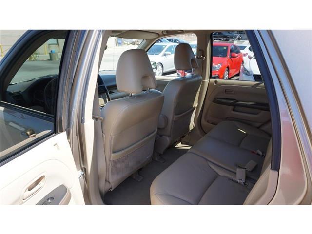 2006 Honda CR-V EX-L (Stk: HN2287A) in Hamilton - Image 23 of 34